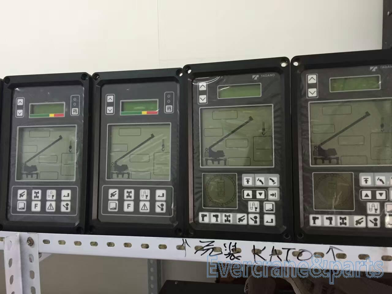 Brand new computers for kato truck crane